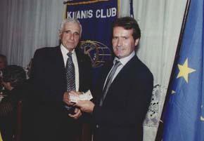 Service del Kiwanis Club a favore della Fondazione