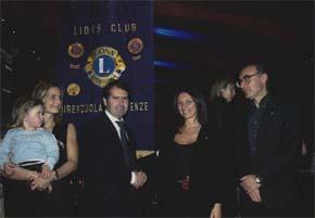 Service del Lions Club Firenzuola Firenze a favore della Fondazione