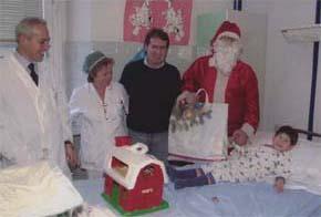Natale al Meyer 2003