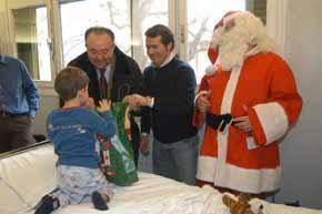Natale al Meyer 2005