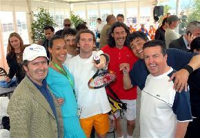 Il tennis gioca per Tommasino