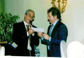 Lions Club Quarrata a favore della Fondazione Tommasino Bacciotti