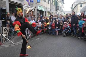 Festa di Primavera con le 100 Botteghe di Via Gioberti