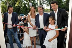 Inaugurazione Prima Casa Accoglienza Tommasino