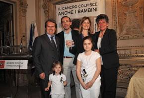 Regione Toscana – Consegna della Medaglia d'argento