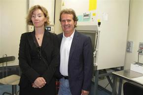 Visita all'Ospedale Meyer con l'Assessore Daniela Scaramuccia