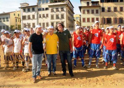 Piazza Santa Croce – Calcio storico giovanile