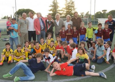 Torneo di calcio Settignanese
