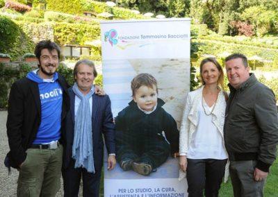 Conferenza stampa Cena di Gala Montecatini – Villa San Michele