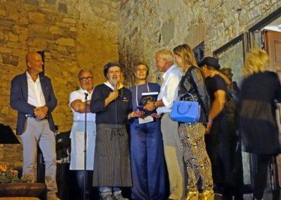 Cena di beneficenza al Castello di Ama 2015