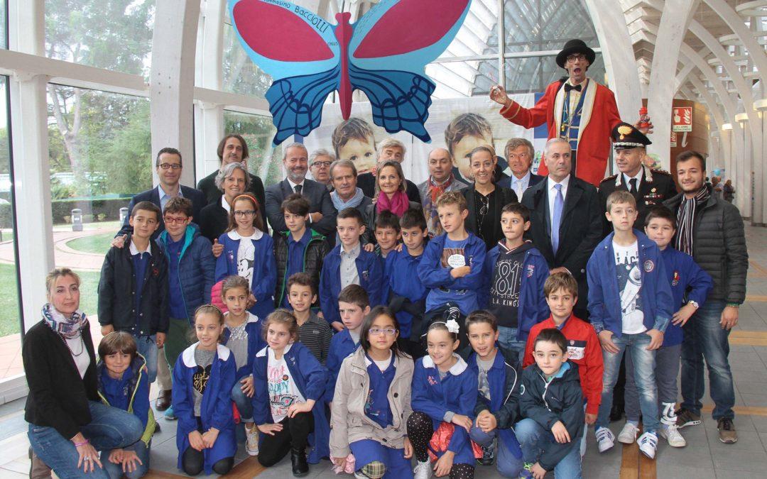 2015 – Farfalla per Tommasino