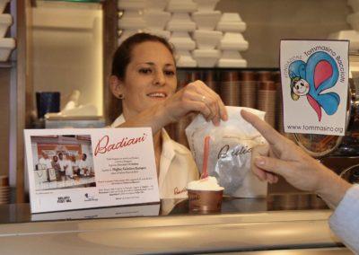 Un gelato per Tommasino alla Gelateria Badiani