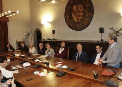 Conferenza stampa Palazzo Vecchio