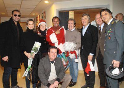 Natale al Meyer con la Guardia di Finanza 2015