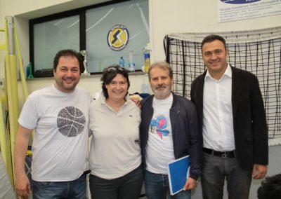 VIII Torneo minibasket Sancat per Tommasino