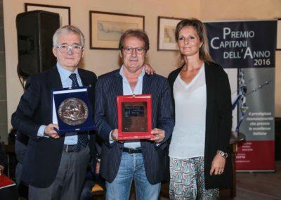 Premio Capitani dell'Anno 2016