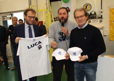 IX Torneo minibasket Sancat per Tommasino