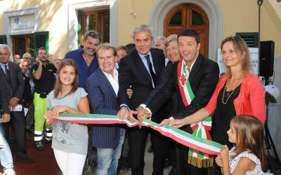 Inaugurazione Casa Accoglienza Tommasino Via Giuliani