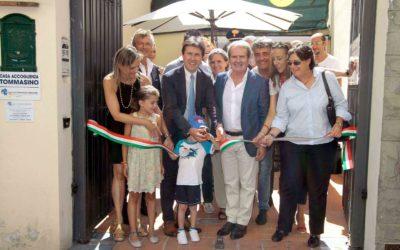 Inaugurazione 16^ Casa Accoglienza Tommasino