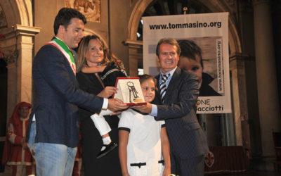 Conferimento delle Chiavi della Città alla Fondazione Tommasino Bacciotti