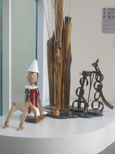 2009 – Roberto Coccoloni – Pinocchio l'albero degli zecchini il gatto e la volpe