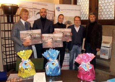Presentazione calendario Toscana Energia 2017