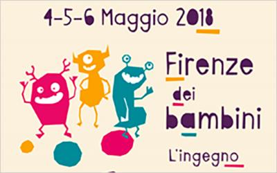 4-5-6 maggio – Firenze dei bambini