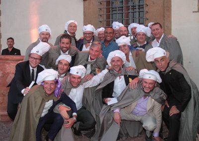 Cena di beneficenza Cavalieri di Sant'Appiano