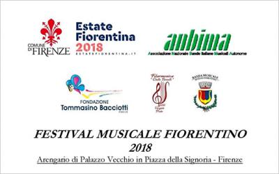 giugno / settembre – Festival Musicale Fiorentino