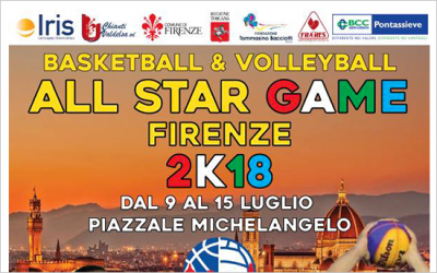 9-15 luglio All Star Game 2018