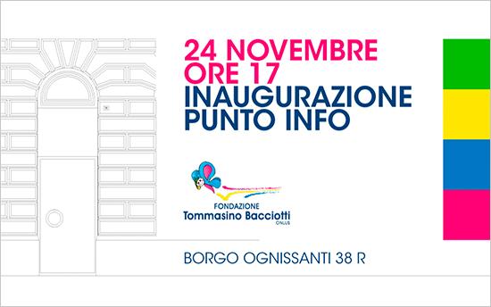 2018 Inaugurazione Punto Info Tommasino