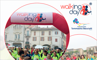 17 marzo – Walking Day 2019