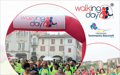 17 marzo – Walking Day 2019