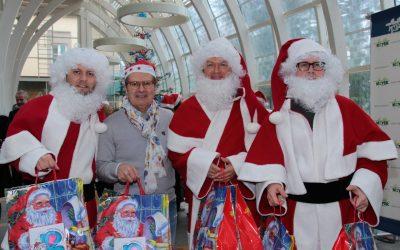 24 dicembre – Babbo Natale al Meyer