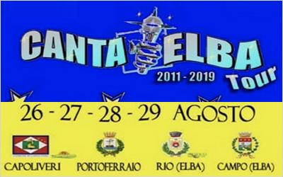 26/29 agosto – CantaElba 2019