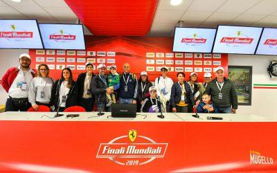 Al Ferrari Challenge 2019 con Tommasino