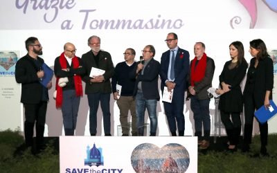 Babbo d'oro 2019 – Save the city