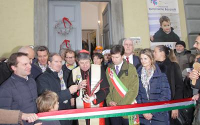 Inaugurazione 20^ Casa Accoglienza Tommasino
