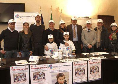Conferenza stampa X Tommasino Run Palazzo Vecchio