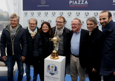 Golf in Piazza 2017