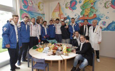 Fiorentina Basket al Don Gnocchi
