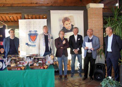 Golf Club Le Pavoniere per Tommasino