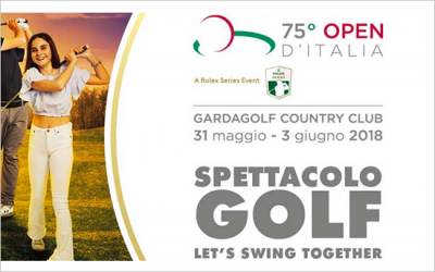 31 maggio – 75° Open d'Italia – Gardagolf Country Club Soiano