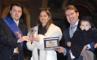 Palazzo Vecchio: La Fondazione viene premiata in occasione di Telethon