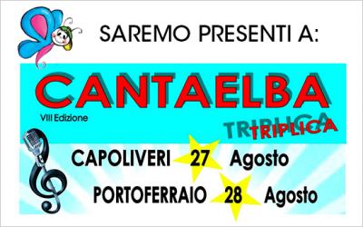 27/28 agosto – CantaElba 2018