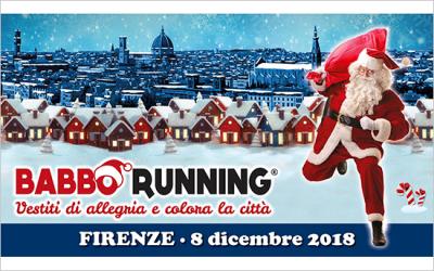 8 dicembre – Babbo Running