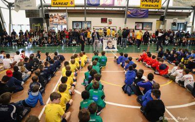 12° Torneo Minibasket Tommasino Bacciotti