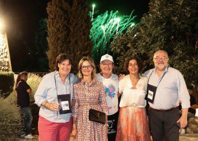 Cena di beneficenza al Castello di Ama 2019