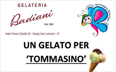 21-22 settembre – Un gelato per Tommasino