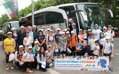 A Gardaland con la Compagnia di Babbo Natale 2019